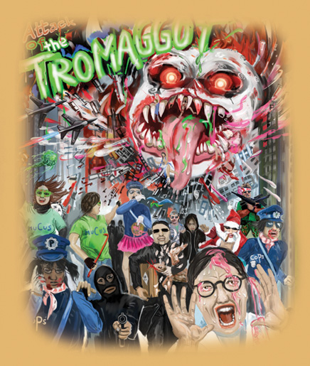 Attack Of The Tromaggot
